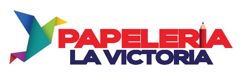 Logo Papelería La Victoria